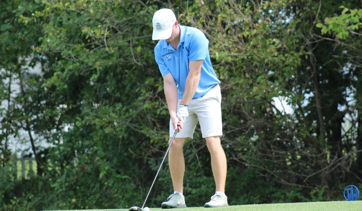 Westminster Men's Golf Finishes Fourth at William Woods Fall Invite