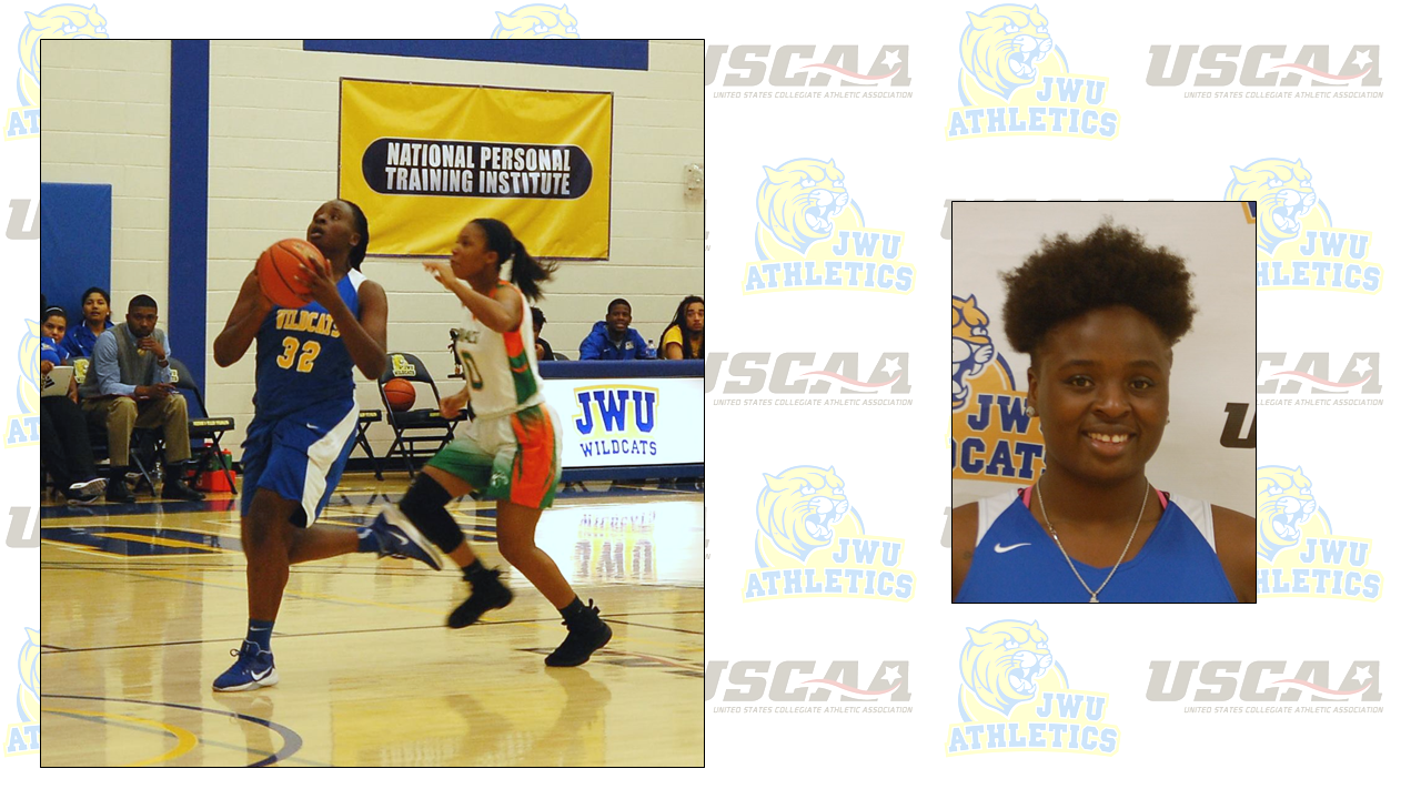 Hankerson Earns USCAA National Player of the Week Honors