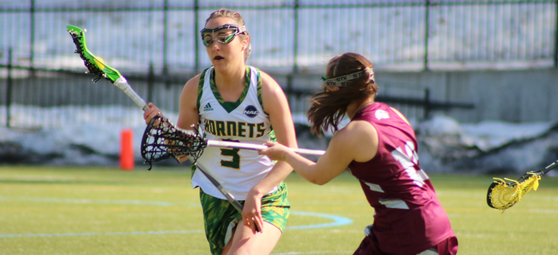 Hornet women's lacrosse can't keep up with UMaine-Farmington