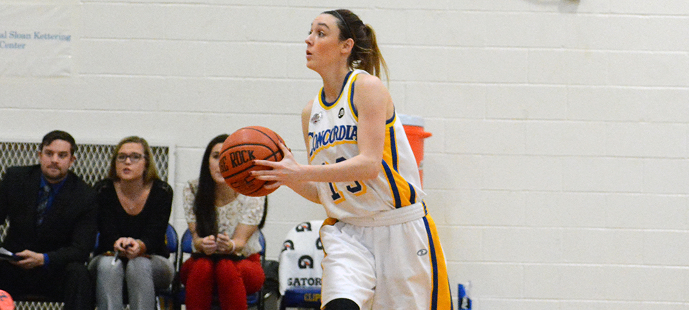 Wilkinson's Career-High 39 Points Leads Women's Basketball to a 74-65 Victory at Post