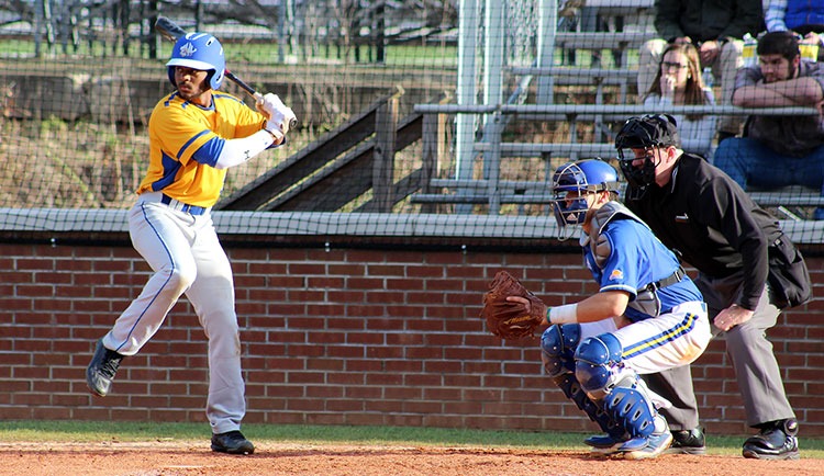 Lions Use Late Innings Surge to Power Past Southern Wesleyan