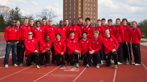 2013 Wittenberg Men's Track and Field