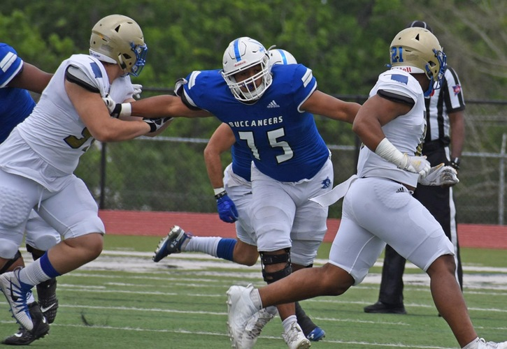 Three Blinn College Football Players Earn All-Conference Honors