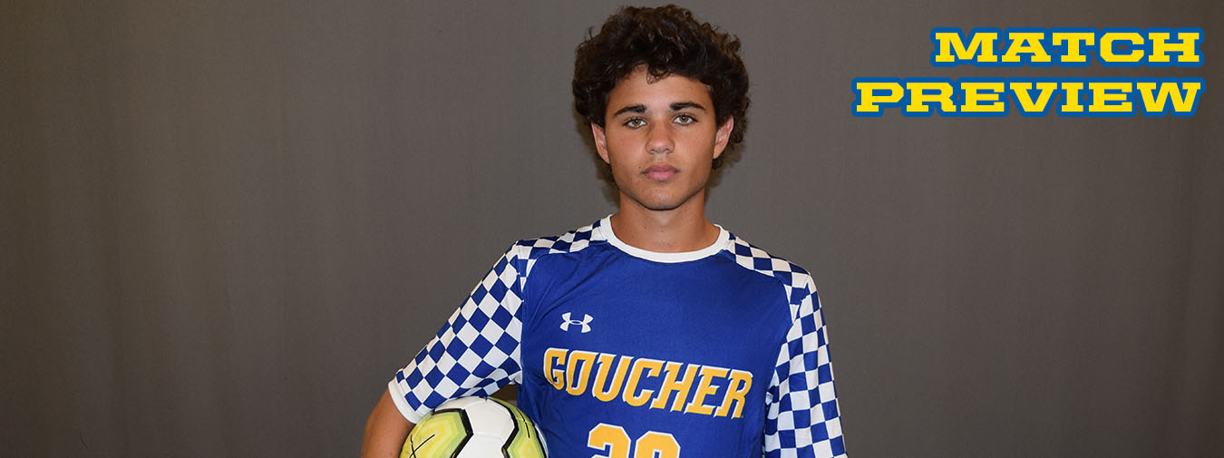 Goucher Men's Soccer Hits The Road For First Time In 2019 At Washington (Md.) On Wednesday Afternoon