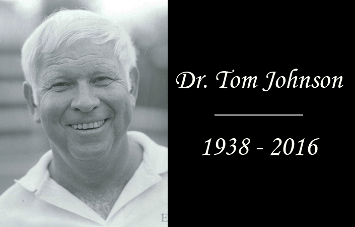 Former Emory Coach and Administrator Tom Johnson Passes Away