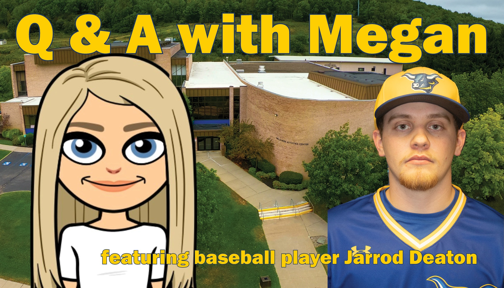 Q & A with Megan featuring Jarrod Deaton
