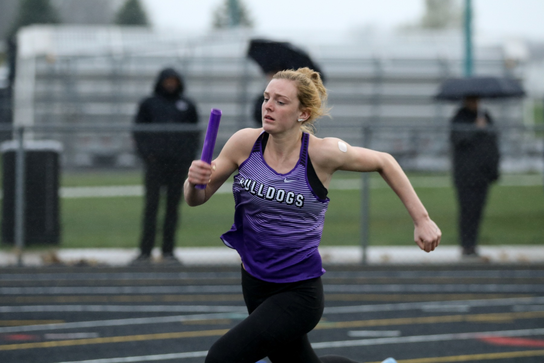 Girls Track & Field Takes 2nd at Zionsville Invite