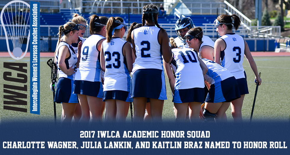 Lacrosse Earns IWLCA Academic Recognition