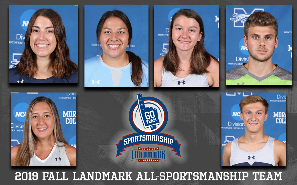 2019 Landmark Conference Fall All-Sportsmanship Team