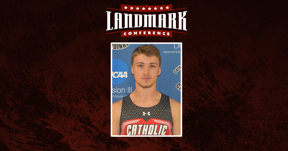Pirozzi Earns All-Landmark Second Team Honors