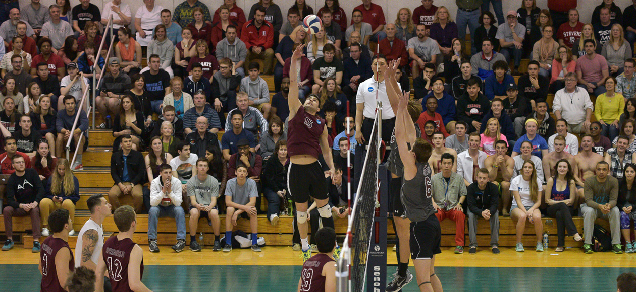 Men's Volleyball Falls In the NCAA National Championship Match To Stevens