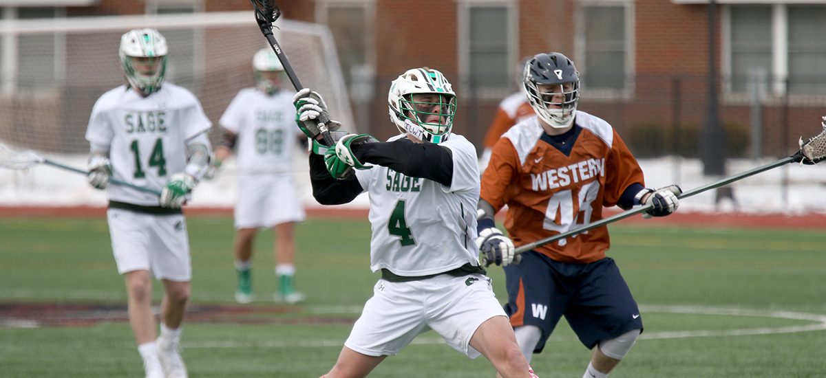#11 Stevens wins men's lacrosse league matchup