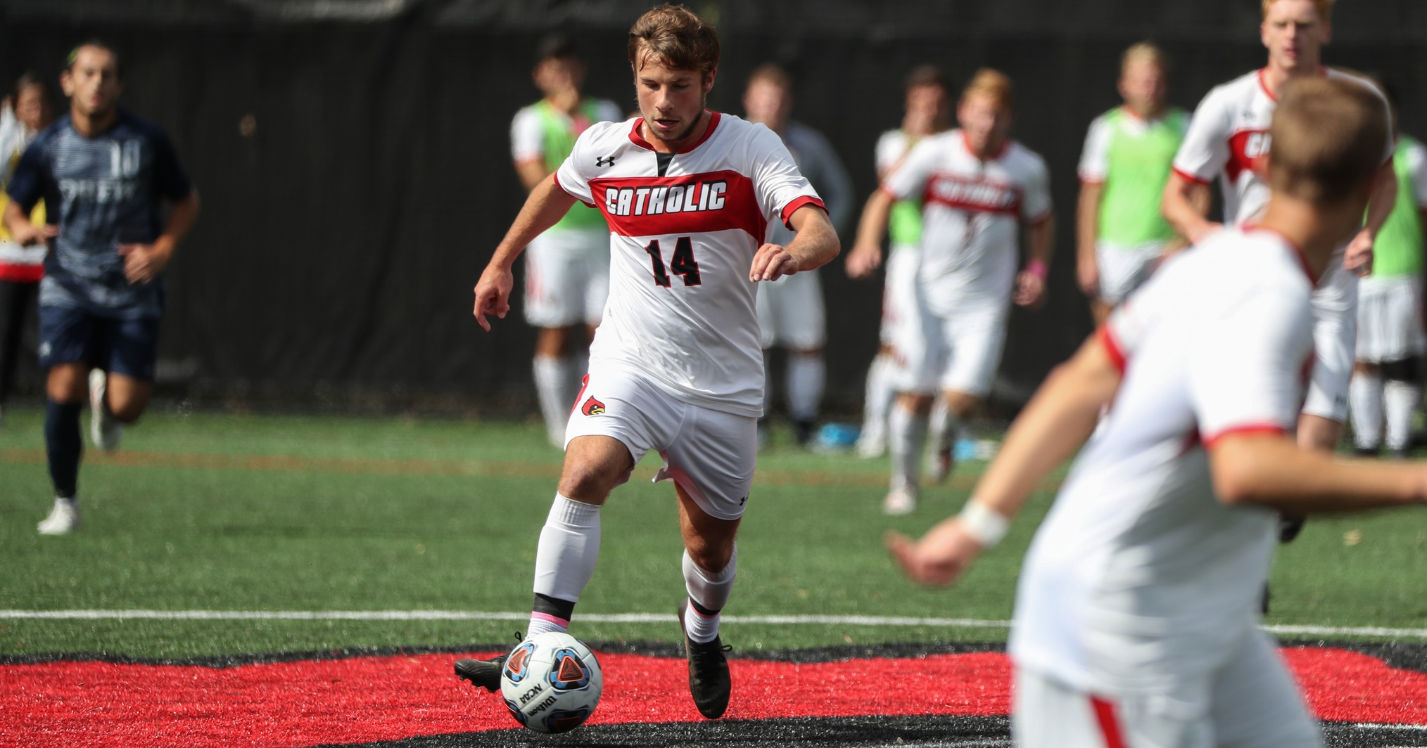 No. 10 Cardinals' Unbeaten Run Ends in Loss to Shoremen