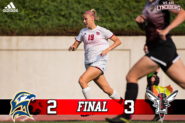 Women's soccer comes from behind to ground Seahawks