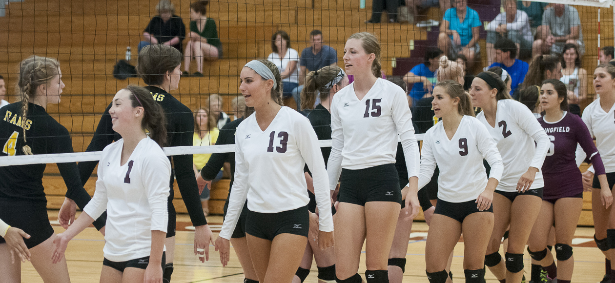 Clark Knocks Off Women's Volleyball In NEWMAC Championship Semifinals