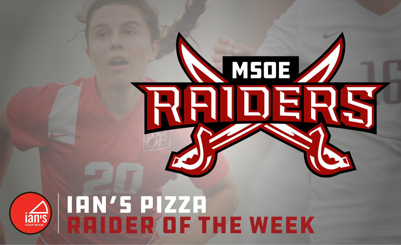 Spanbauer Chosen as Ian's Pizza Raider of the Week