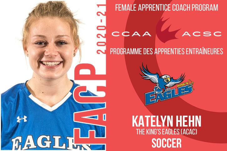 Female Apprentice Coach Program: Hehn