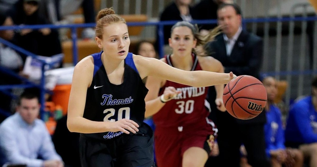 No. 4 Thomas More Defeats Marietta, 81-75, to Remain Undefeated