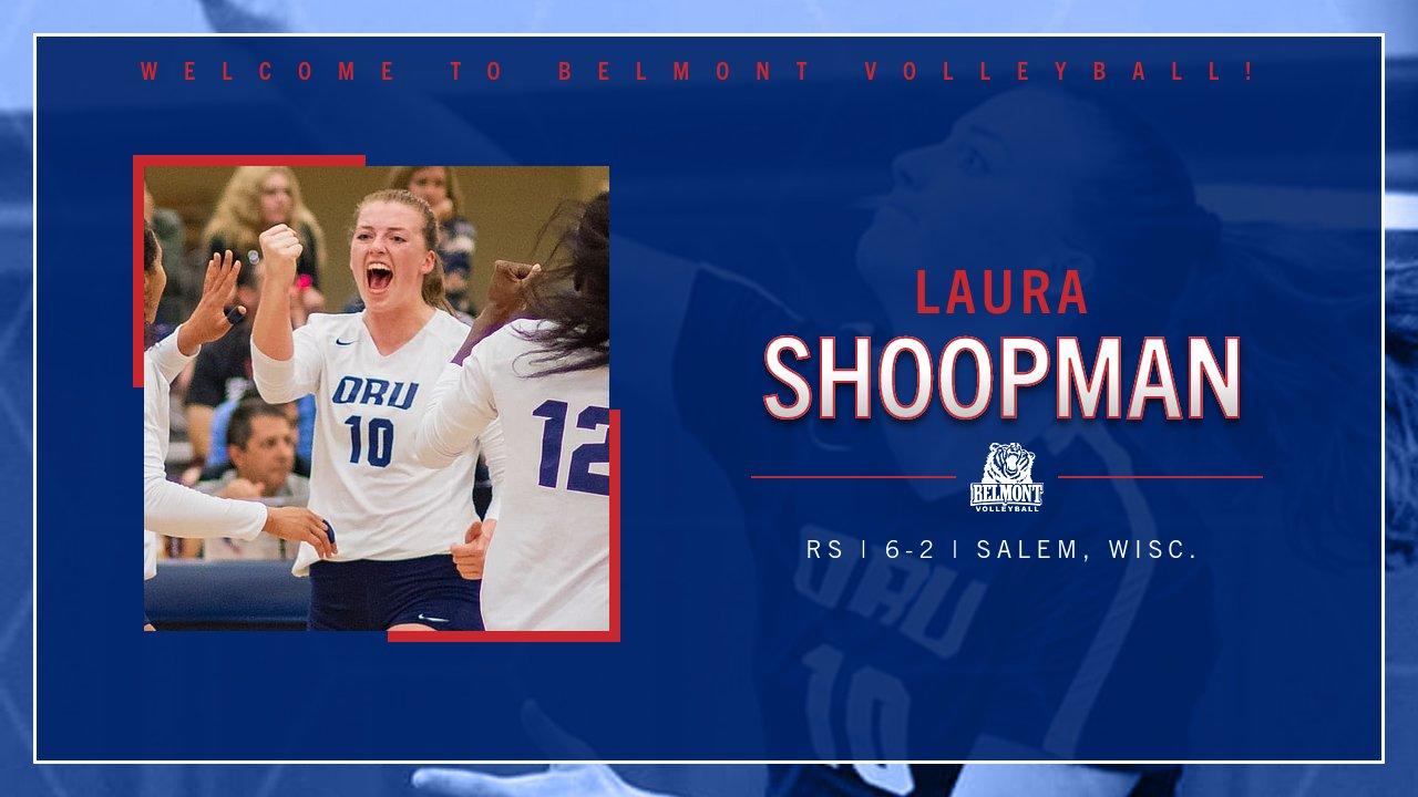 Volleyball welcomes Shoopman for Spring 2021