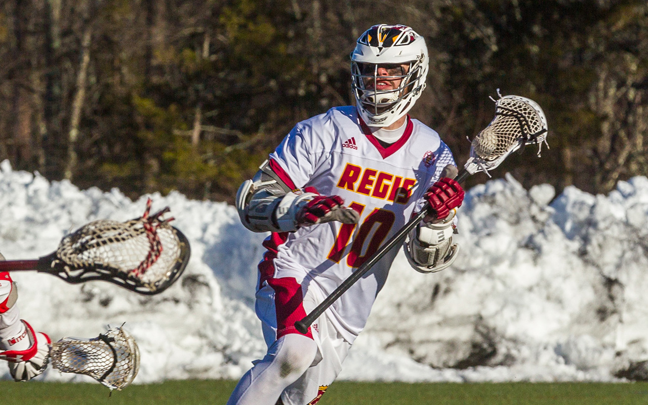 Men's Lacrosse Falls To UMass-Boston