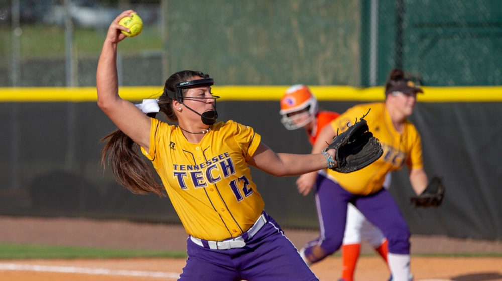Arden gets no-hitter as Tech softball wins two Saturday at Alabama State Invitational