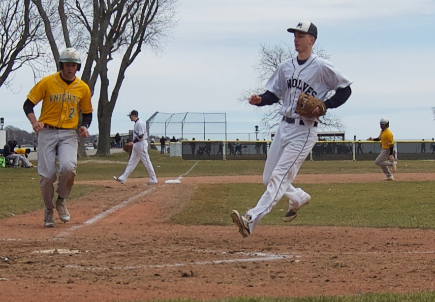 Baseball Grabs First Win Of Spring In Split With Massasoit