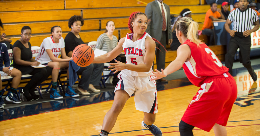 Lady Warriors upended by Clippers in conference match, 67-75