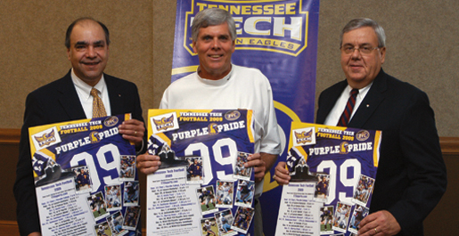 First Tennessee Bank sponsors annual football Poster Night Thursday