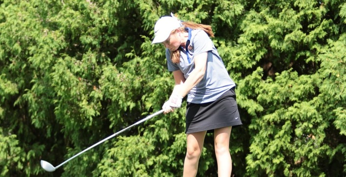 Women's Golf edged in playoff at Marian Invitational
