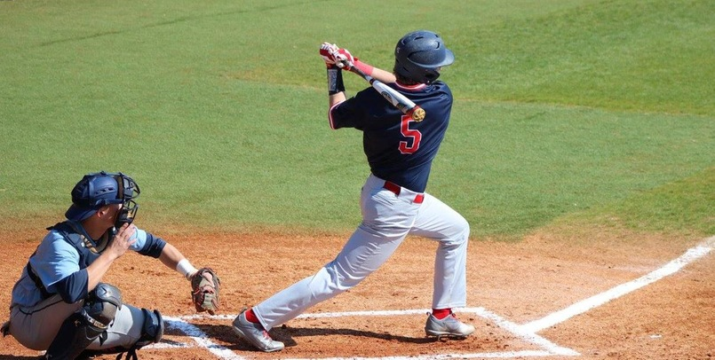 10-7 Victory Over Eagles Gives SVSU Baseball Weekend Series Split